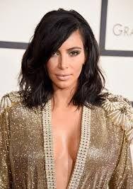 Resultado de imagem para kim kardashian new haircut 2015