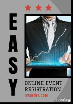 Sell Tickets Online, Event Registration, Fundraising, Marketing, Easy, Fundraisers