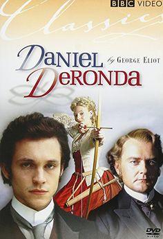 Movies like Pride and Prejudice-Daniel Deronda Period Drama Movies, Period Dramas, Andrew Davies, Hugh Bonneville, Bbc Drama, George Eliot, Romantic Period, Hugh Dancy, Romantic Movies