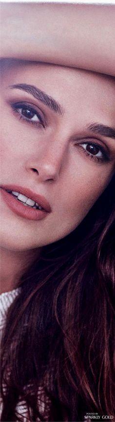 Keira Knightley Harper´s Bazaar UK Dec 16
