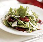 Arugula Salad with Blood Oranges, Fennel & Ricotta Salata