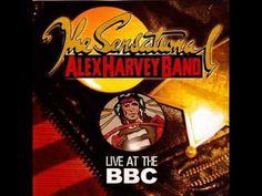 The Sensational Alex Harvey Band- St. Anthony - YouTube