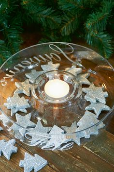 Christmas Stars and Trees silver  #rivieramaison