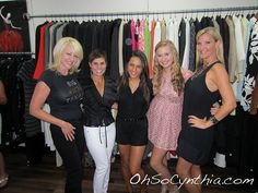 "The ladies of ""Big Rich Texas"": Pamela Martin-Duarte, Connie Dieb, Grace Dieb, Maddie Poe and Melissa Poe"