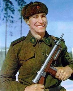 Czech Soldier with a vz. Military Weapons, Military Art, Military History, Military Uniforms, Border Guard, Warsaw Pact, Russian Men, Army Surplus, Soviet Union