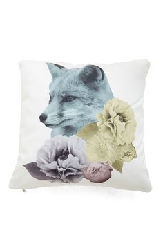 Days Go Sly Pillow, @ModCloth