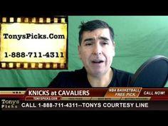 New York Knicks vs. Cleveland Cavaliers Pick Prediction NBA Pro Basketba...