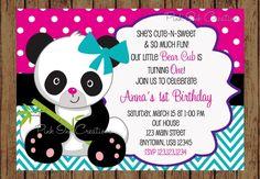 Já pensou em fazer uma festa panda? Esse é um dos temas de festa infantil mais fofos e criativos que vi nos últimos tempos. Se seu filho é amigo dos animai