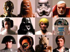 Kenner Star Wars Action Figures (1978-1985 toy line)