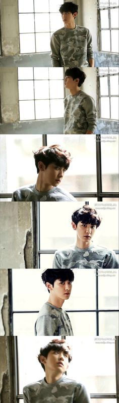 Park Chanyeol | EXO Season's Greetings 2015