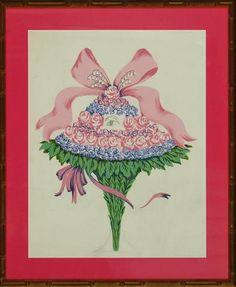 """""""Lanvin Bouquet"""""""
