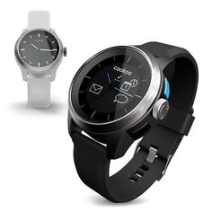 The Cookoo Watch - discussed as handy at the gym (you would know if there was a message to go check)