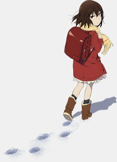 "Crunchyroll - ""Boku Dake ga Inai Machi"" Anime Character Designs Previewed"