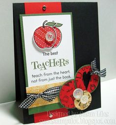 The BEST Teachers...
