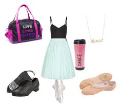 """""""Dance"""" by donuts-and-dogs ❤ liked on Polyvore featuring Bloch, Ballet Beautiful, Ted Baker and Belk & Co."""
