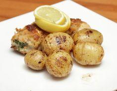 Lemon Baked Potatoes - Easy, Tasty and Healthy Potato Recipes