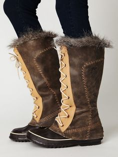 since i am moving to alaska, i need these boots.