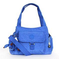 Kipling Felix (Fairfax) L Shoulder Bag Crossbody Sailor Blue