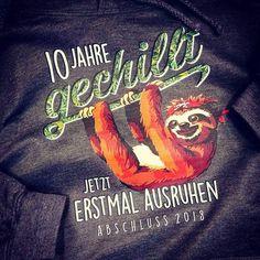 10% Rabatt auf jede Bestellung! Jetzt angebot einholen: https://www.shirts-n-druck.de/angebot-anfordern/ #abschlussshirts #abschlusspulli #ak18 #abschlussmotto #abschluss2018 #10jahregechillt #shirtsndruck