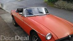 1977 mgFor Sale in Mayo on DoneDeal