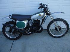 1973- Honda CR250M Elsinore