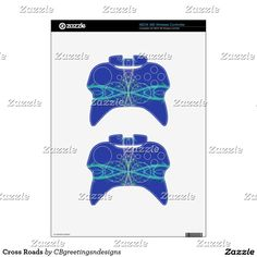 Cross Roads Xbox 360 Controller Skins