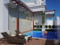 Apartamento 02 suítes (sendo 01 com hidromassagem) 02 dormitórios, 03 vagas. Balneário Camboriú - SC a partir de R$ 1.580.000,00*