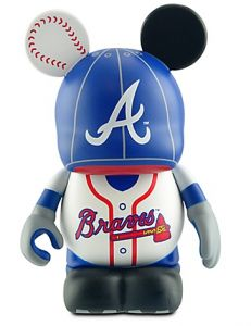 Braves and Mickey Mouse--what a combination!