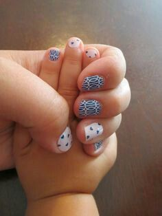 Nails on babies