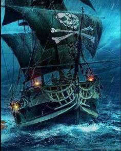 Pirates/Jolly Roger and high seas adventure! #Pirates