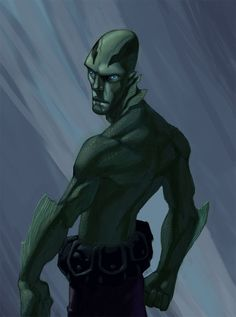 Abe Sapien from 10 years ago.