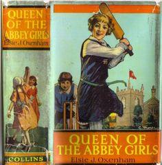 Queen of the Abbey Girls dustwrapper