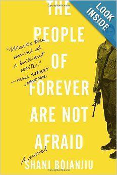 The People of Forever Are Not Afraid: A Novel: Shani Boianjiu: 9780307955975: Amazon.com: Books