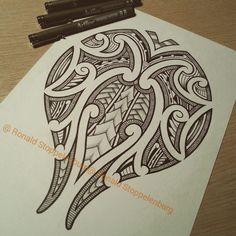 Tattoo #maoritattoosband #polynesiantattoosband