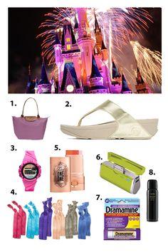 Packing List: Disney World