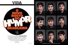 nomiolo: NOMIOLO ENTREVISTA: Alexandre Lucas, Editor-Executivo de Arte da Revista Época