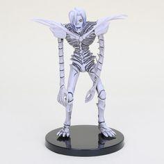 15-18cm Death Note Deathnote Rem Ryuk Ryuuku Statue Figure Toy Loose New Xmas Gift