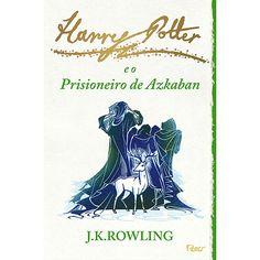 Livro - Harry Potter e o Prisioneiro de Azkaban - Edição Limitada