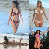 It's been a busy few years for Kim Kardashian and her growing family, what with her lavish wedding to Kanye West in a slew of adorable mother-daughter Kourtney Kardashian, Kim Kardashian Bikini, Robert Kardashian Jr, Kris Jenner, Kendall Jenner, Hot Bikini, Bikini Swimwear, Swimsuits, Bikinis