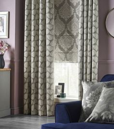 Austen fabric collection Net Curtains, Pelmet Designs, Curtain Drops, Pelmets, Made To Measure Curtains, Buy Fabric, Roman Blinds, Muted Colors