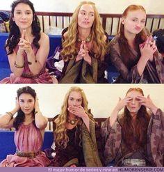 14822 - Los ángeles de Charlie, versión Westeros