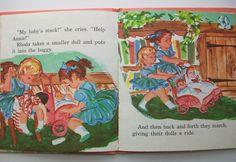 Vintage 1960's Children's Book Me Too by elizabethwrenvintage, $16.00