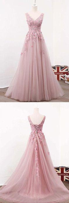 blush pink long dress