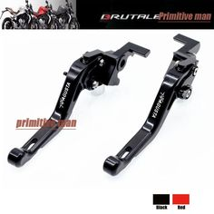 37.79$  Watch here - http://aliu4n.shopchina.info/go.php?t=32306343892 - For MV Agusta BRUTALE 1078RR  2008-2012 Motorcycle Short Brake Clutch Levers Black  #magazineonlinewebsite