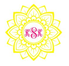 1000 Images About Decals On Pinterest Monogram Decal
