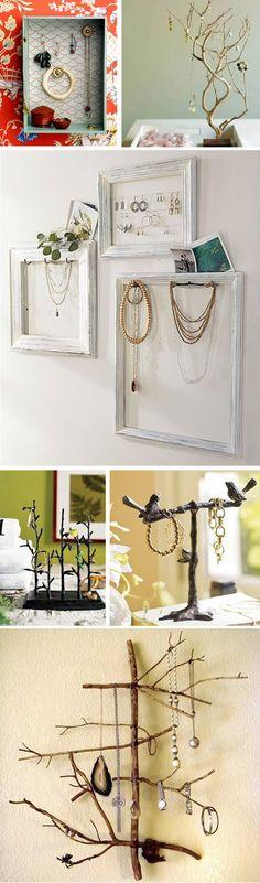 AtelierPapier: Jewelry displays