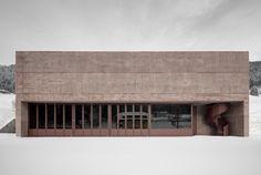 The Rose of Vierschach / Pedevilla Architects
