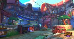 ArtStation - Dungeon Defenders 2 Environments, David DeCoster