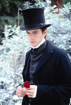 After I saw the gorgeous James D'Arcy in Cloud Atlas, I was hooked. He's charming and looks so dashing in period clothing.