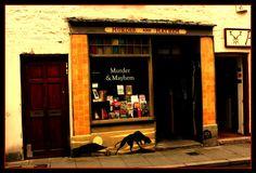 Murder and Mayhem  Hey-on-Wye, Wales